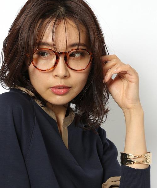 ミニフレームが2021年春ならではのメガネ
