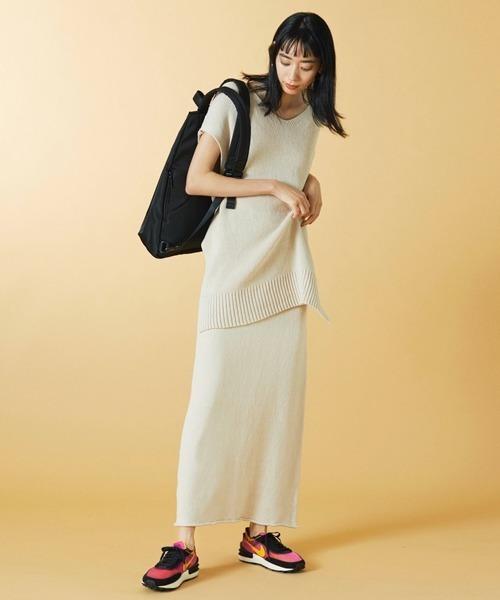 [emmi] 【emmi atelier】ニットタイトスカート