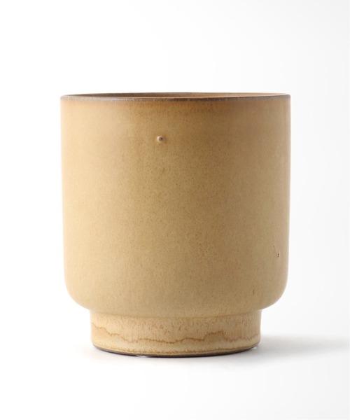 [JOURNAL STANDARD] POT TELES 12ST 植木鉢 陶器