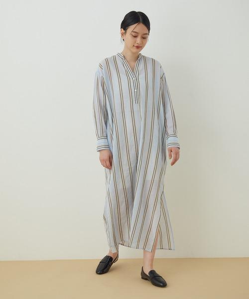 [ADAM ET ROPE'] 【晴雨兼用】ポーチ付きレインローファー3