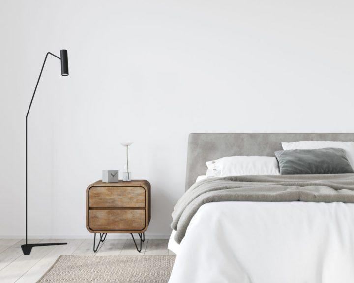 ベッド周りを快適&おしゃれにするインテリアテクニック3