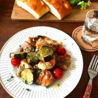 なす×トマトの絶品レシピ集。主菜〜副菜まで相性のいい食材をもっと美味しく食べよう