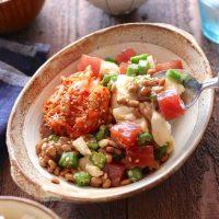 手軽に作れる納豆の副菜レシピ14選。アレンジしてもっと美味しくなるメニューって?