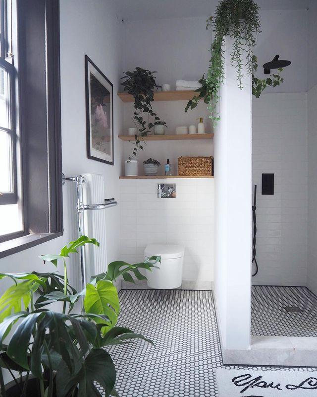 グリーンインテリアバスルーム5