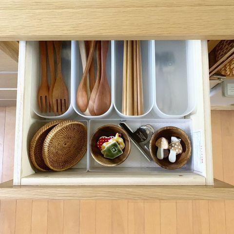 無印のキッチン収納アイテム11