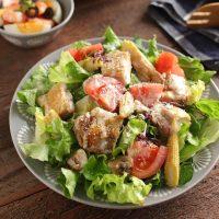 サニーレタスの大量消費レシピ15選。メイン〜副菜まで簡単に作れるメニューをご紹介