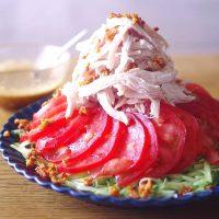 トマト×きゅうりで作る絶品レシピ。冷蔵庫の余りがちな野菜で作る副菜をご紹介