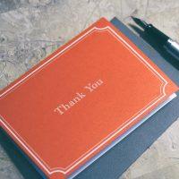 ちょっとしたお礼の言葉に使える例文まとめ。手紙やメールの丁寧な書き方をご紹介