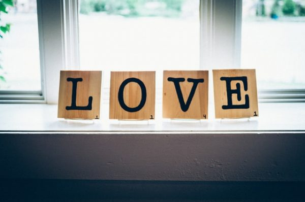 心に響く英語の言葉《恋愛》