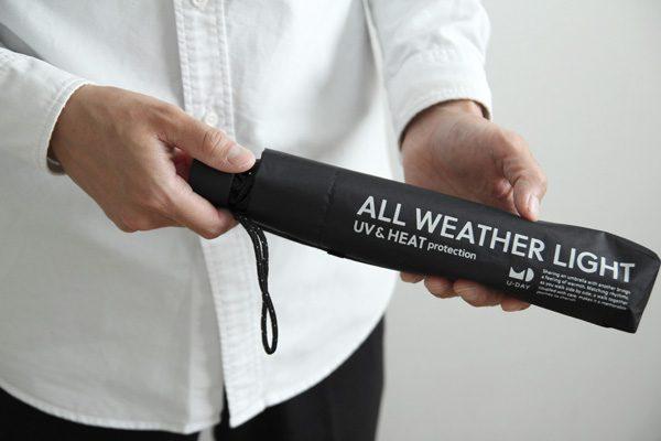 「U-DAY(ユーデイ)」の 【All Weather Light Mini】2