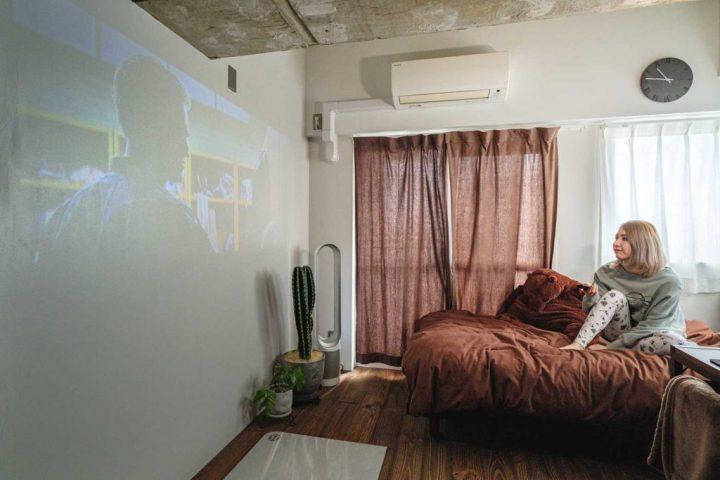 初めての一人暮らしを光あふれる部屋で。7