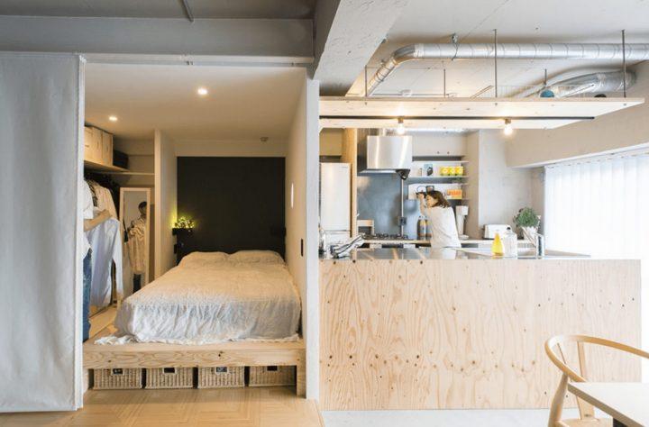 使いやすい二の字型キッチンは高い満足度。眺めも最高。2