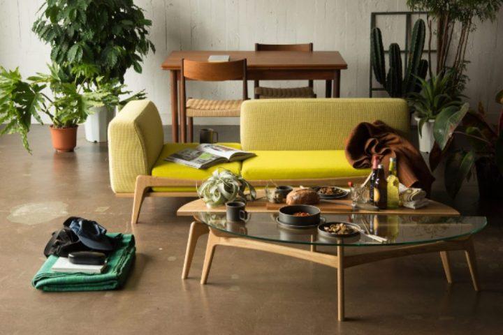 Luu sofaと過ごす、心地よい自分時間。