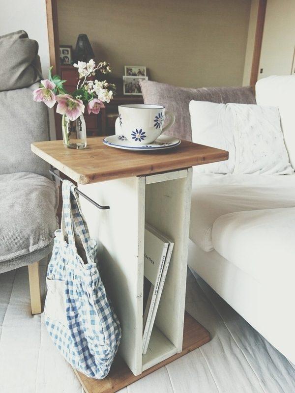 コーヒーテーブルのDIY実例