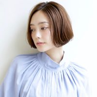 流行りの韓国ボブ×前髪なしで垢抜け。オルチャンに近づける最新ヘア特集