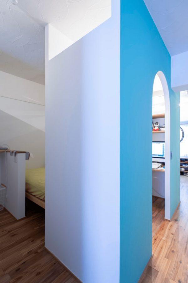 専用の部屋とコーナーを設置して、趣味を存分に楽しむ3