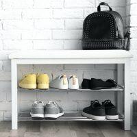靴の収納はダイソーグッズで解決◎積み重ねできるボックスやラックで玄関がスッキリ
