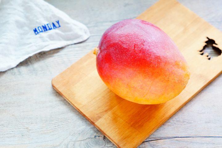 旬のマンゴーで楽しむ夏のお手軽エイジングケア2