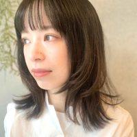 40代のヘアカラーは《アッシュグレー》がおすすめ。透明感を出す上品カラーをご紹介