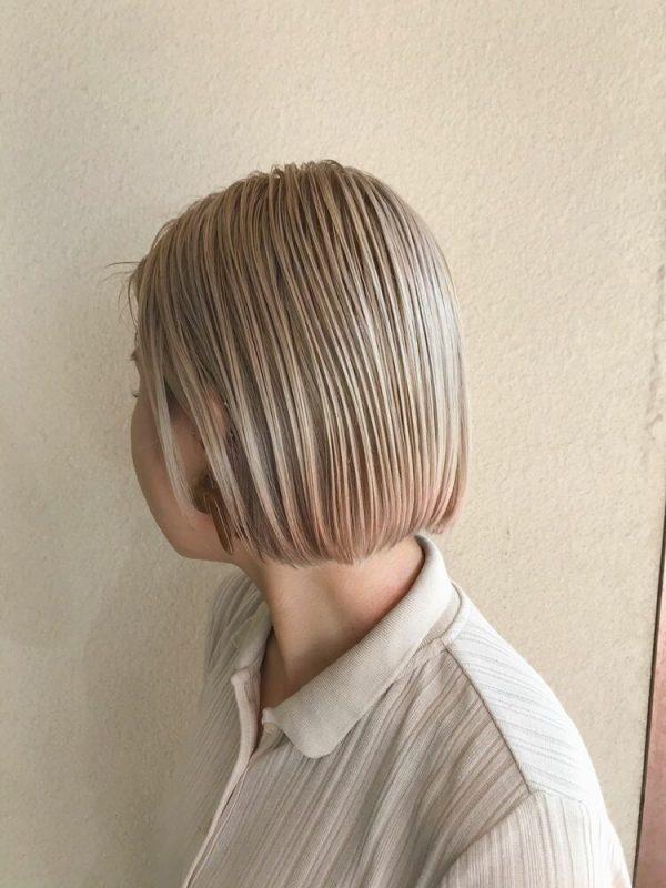 明るくてやわらかい人気の髪色
