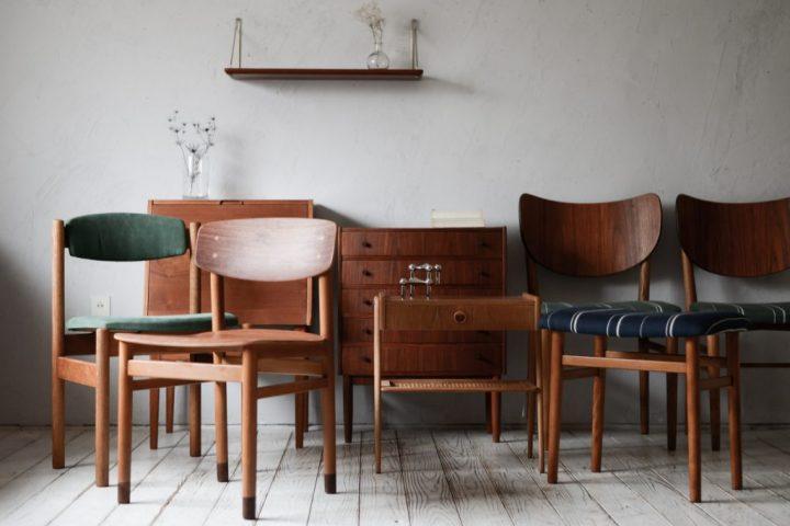 北欧ヴィンテージ家具の魅力