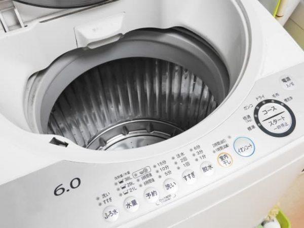 洗濯方法、脱水と干し方の注意点
