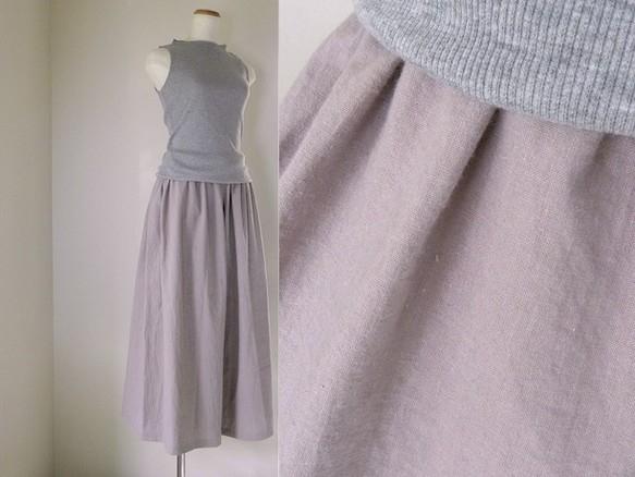 リネンのお洋服6