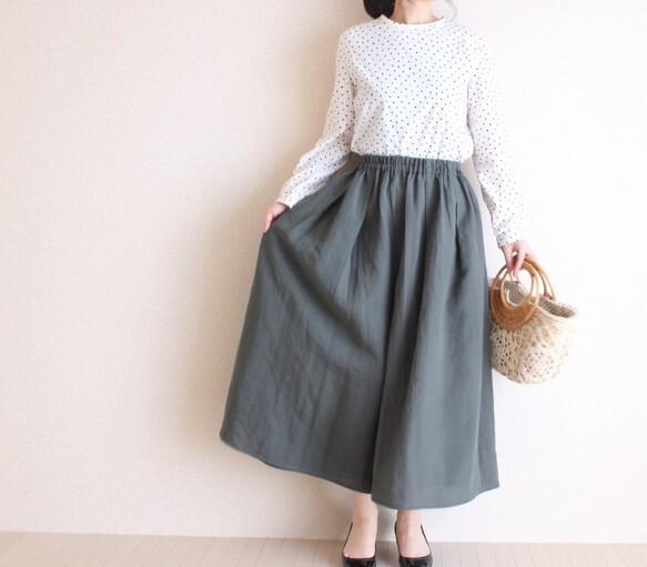 リネンのお洋服4