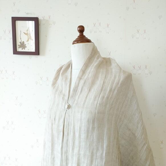 リネンのお洋服9