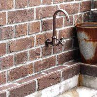 雰囲気のある庭になる「おしゃれな立水栓」北欧・ナチュラルテイストのアイテムを厳選
