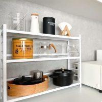 キッチン収納を見直そう!すっきり気持ちの良い整理整頓術で家事効率をUP
