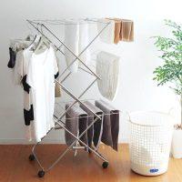 梅雨の毎日も洗濯日和にしてくれる、部屋干しお助けアイテム!