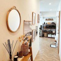 部屋の「第一印象」を決める場所。賃貸の玄関をおしゃれに見せるインテリア実例まとめ