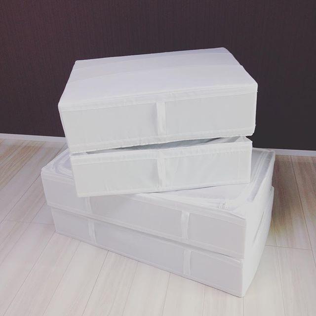 IKEAで買うべきグッズ③収納ケース