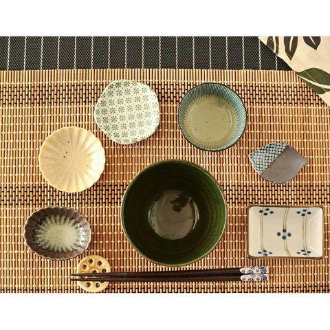 キュートなデザイン続々!小さい豆皿