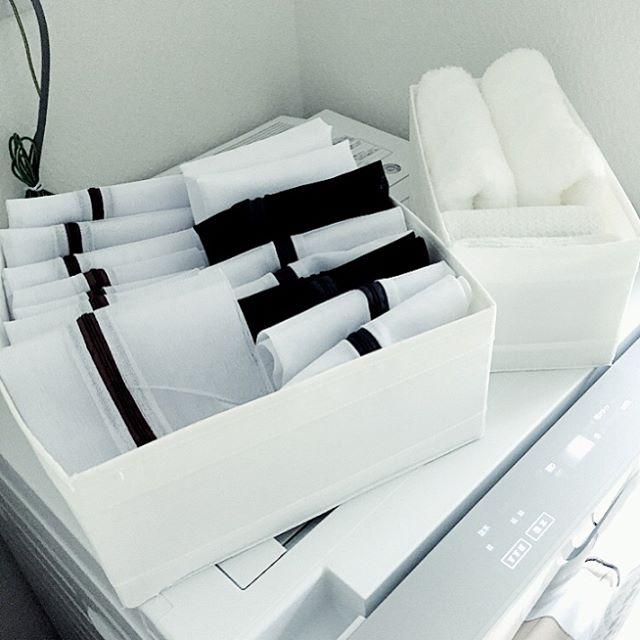 洗面台収納12
