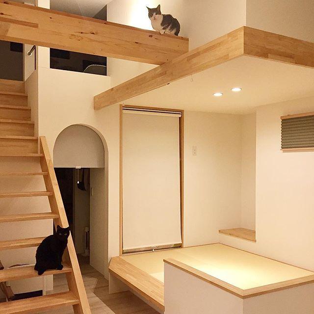 工夫をこらした開放的デザインのモダン和室
