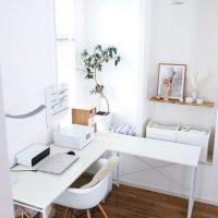 仕事が捗る《書斎》のデザイン15選。効率よく配置されたおしゃれインテリアとは