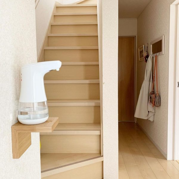無印用品の壁に取り付けられる家具4