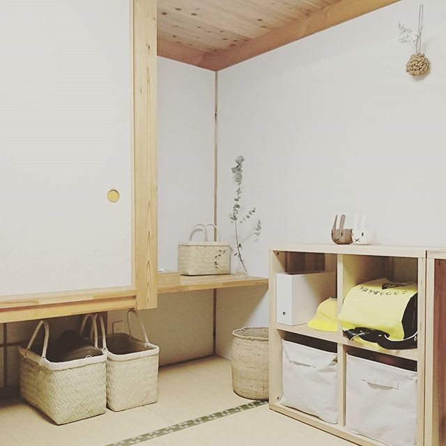 活用的モダンインテリアで快適暮らしの和室
