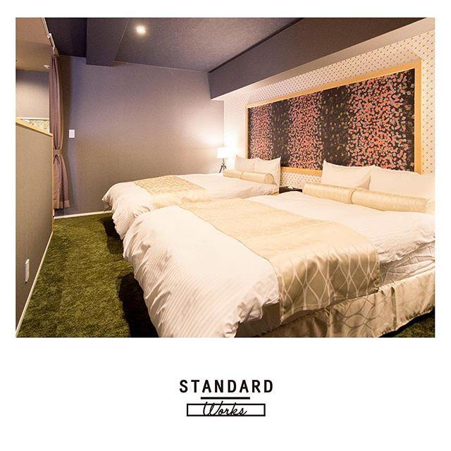 寝室ならではの配置のおすすめ照明