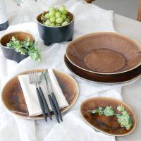 RIVIERAシリーズの「テーブルウェア」。光りあふれる地中海の自然を感じる!