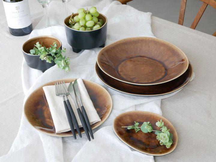 光りあふれる地中海の自然感じる「テーブルウェア」