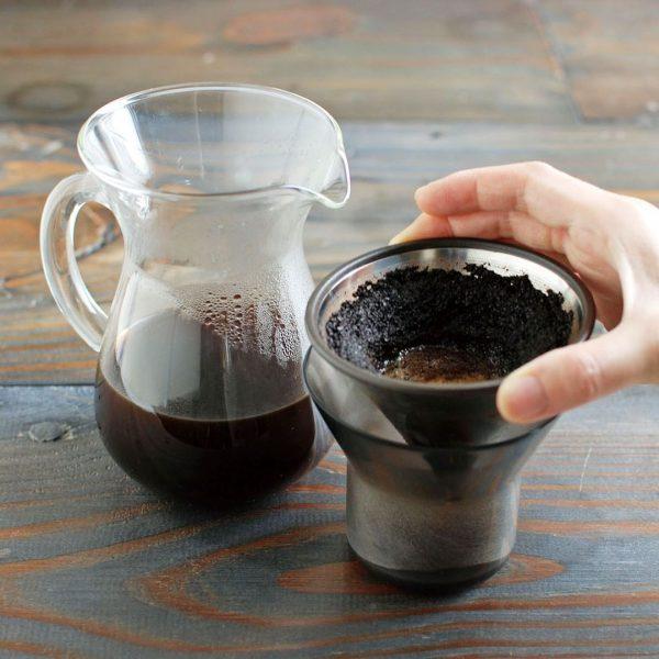 KINTOのコーヒーカラフェセット4