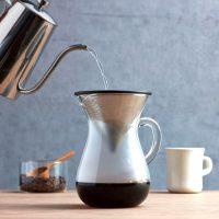 父の日ギフトにオススメ!KINTOのコーヒーカラフェセット