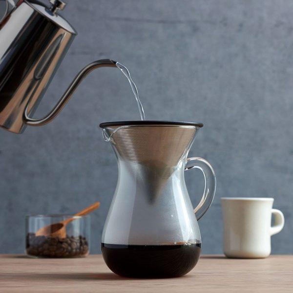 KINTOのコーヒーカラフェセット3