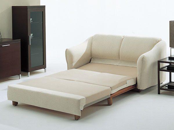 ミニマルに収納できるおすすめのソファベッド