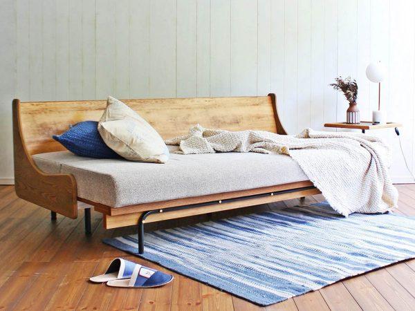 ミニマルな生活におすすめのソファベッド