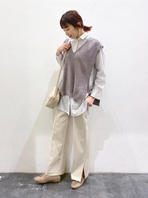 [BAYFLOW] アソートロングシャツ(レンチング(TM)エコヴェロ(TM)繊維使用)