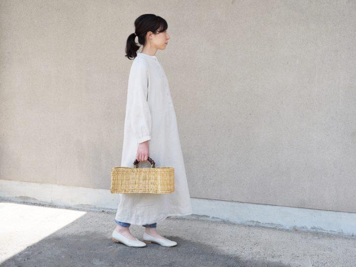 暮らしの日用品、松野屋のかごバッグ4
